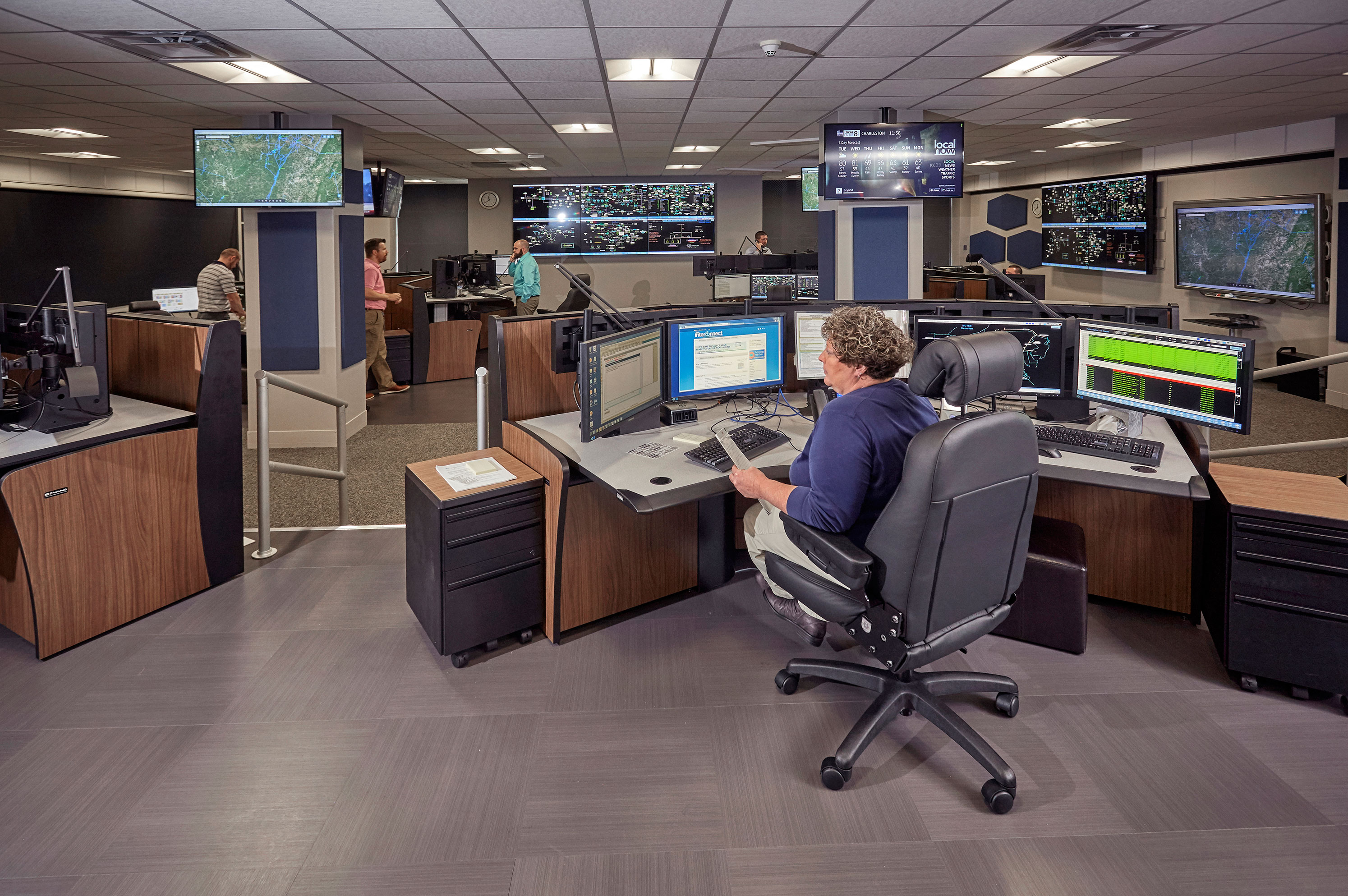 Charleston Gas Control Center