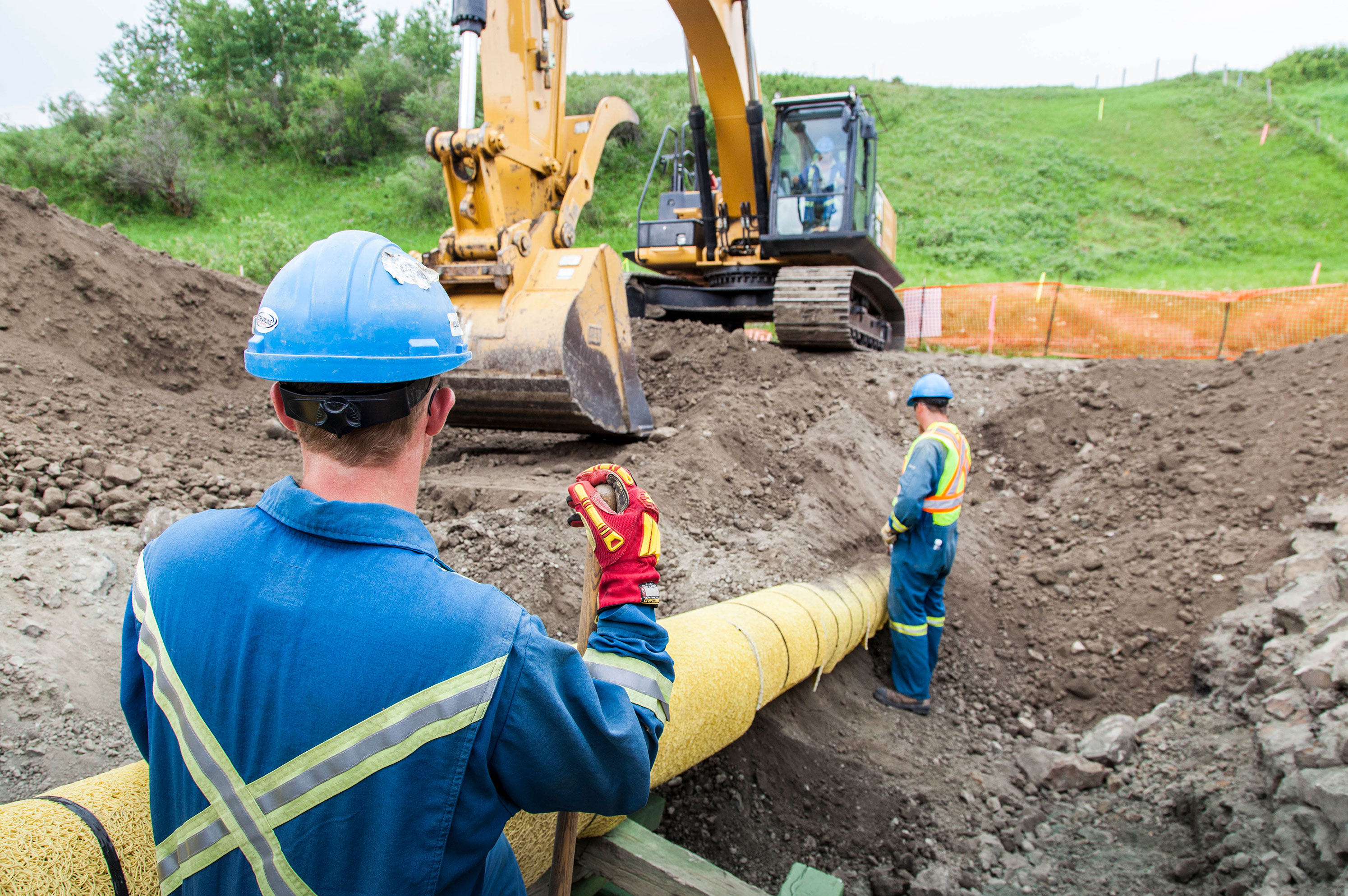 Pipeline Maintenance and Integrity Work