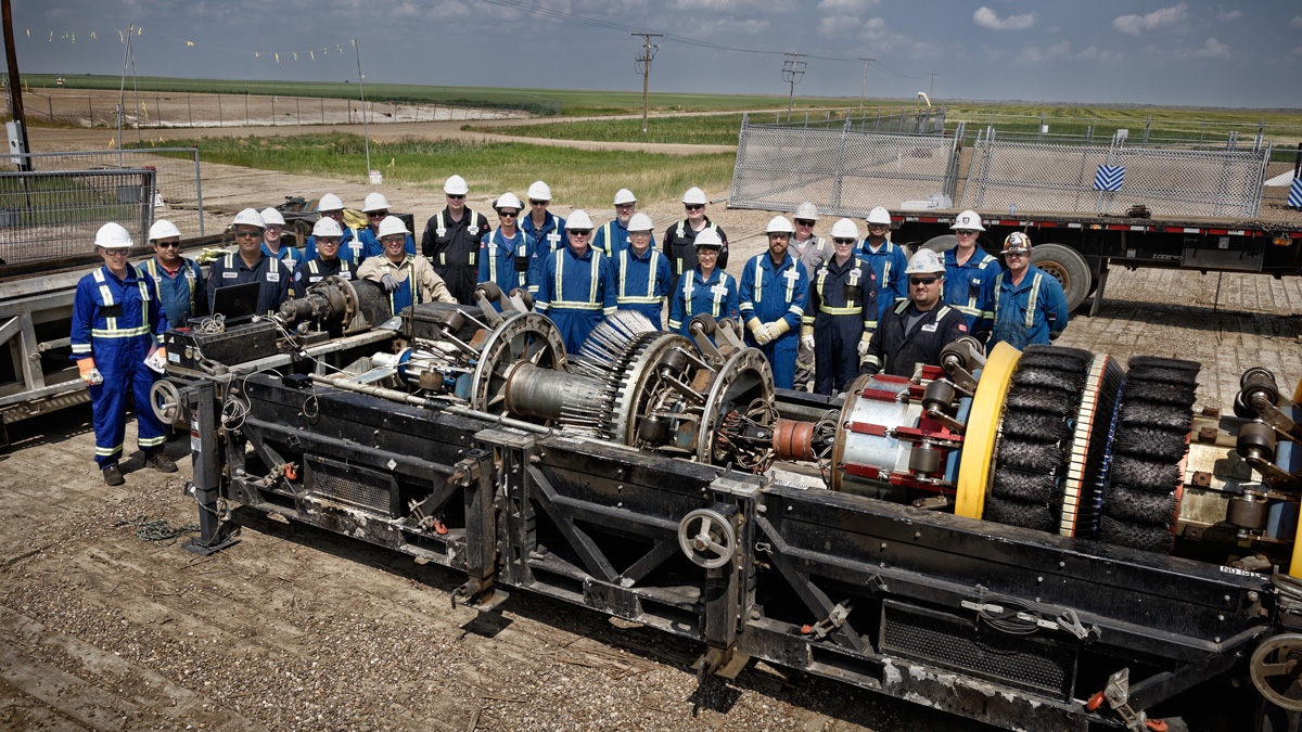 Record-setting PIG run accelerates safety learnings on natural gas pipeline