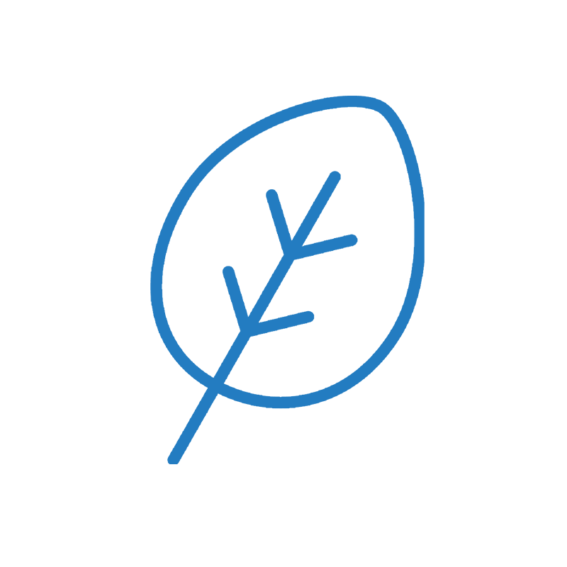blue environment icon