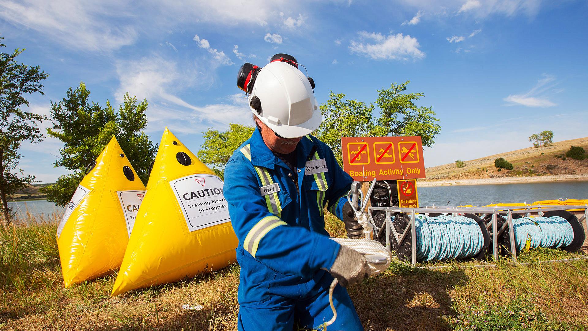 TC Energy — Safety — Emergency Preparedness